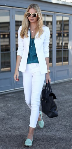 bf3b00fba08e 36 Επιλογές για να φορέσεις το γυναικείο σακάκι από το πρωί ως το ...