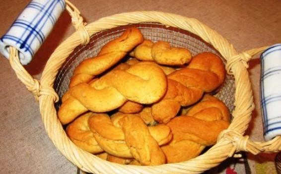 Συνταγή για νηστίσιμα μπισκότα πορτοκάλι!