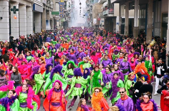 10 Τέλειοι καρναβαλίστικοι προορισμοί στην Ελλάδα και την Ευρώπη!