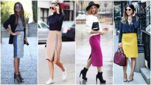 32 Μοναδικές επιλογές για να φορέσεις την pencil φούστα σου!