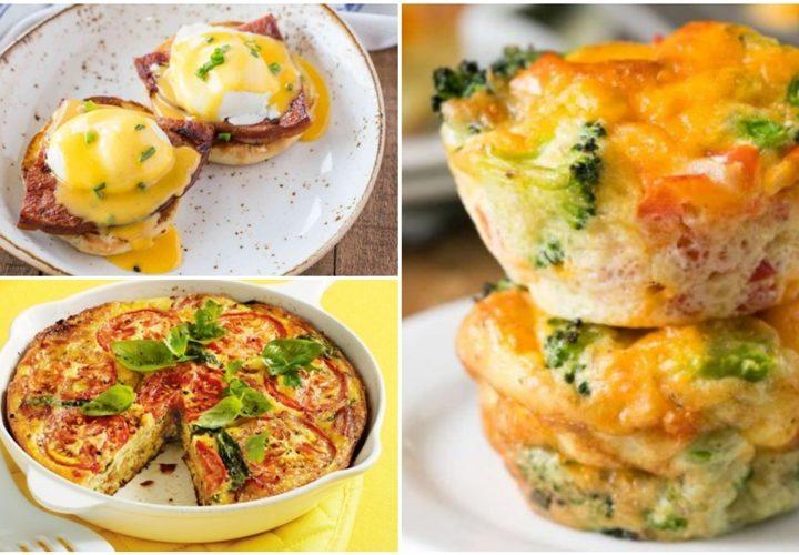 10 Διαφορετικοί τρόποι να μαγειρέψεις τα αυγά!