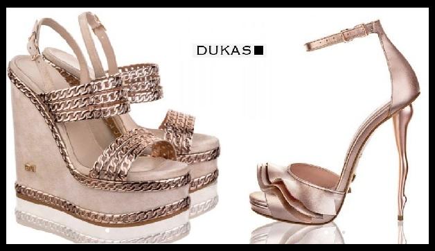 9ec7172bbed Γυναικεία καλοκαιρινά παπούτσια Dukas 2019! | ediva.gr