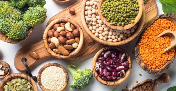 6 Χορτοφαγικά, πρωτεϊνούχα τρόφιμα που θα λατρέψεις!