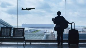 αεροδρόμιο βαλίτσα