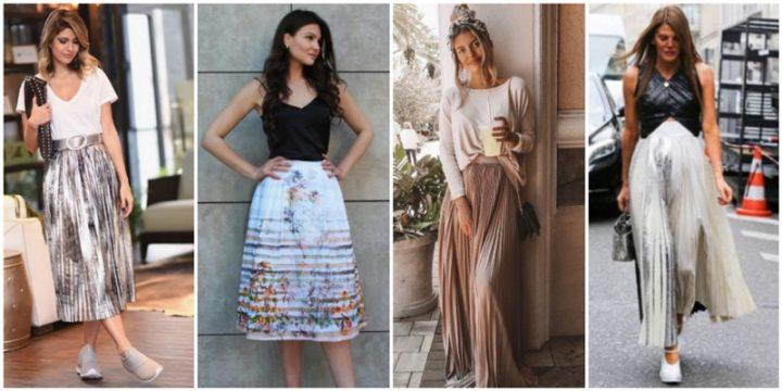 Ποιες φούστες θα είναι στη μόδα το καλοκαίρι 2019!