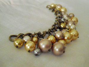 kolie me perles