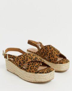 leopard flatforms