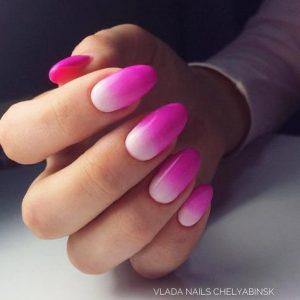ombre roz leyko