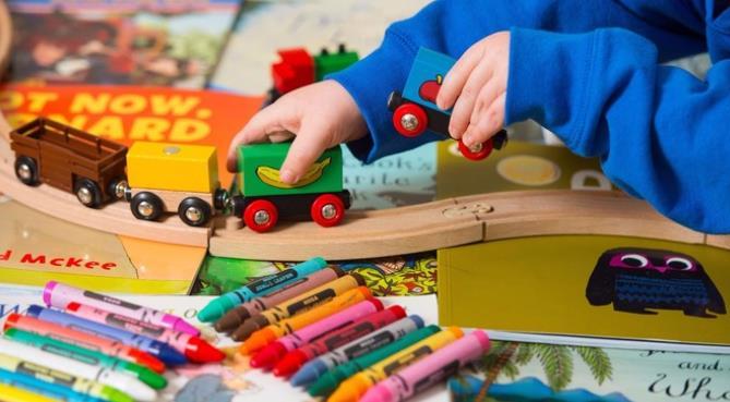 Ποια είναι η σημασία των παιχνιδιών στην ανάπτυξη του παιδιού