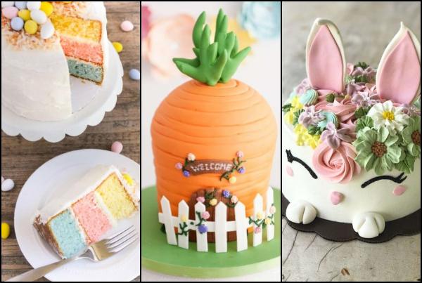25 Χαριτωμένες πασχαλινές τούρτες γενεθλίων για το παιδί σου!
