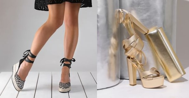 Νέα collection Sante shoes για την άνοιξη-καλοκαίρι 2019!