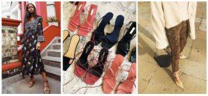 Tα top trends στα παπούτσια για το καλοκαίρι 2019
