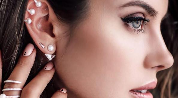 10 Σημεία για να κάνεις piercing στα αυτιά!