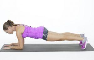 ασκηση σανιδα γυναικα