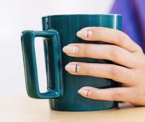 εντυπωσιακά γυναικεία νύχια