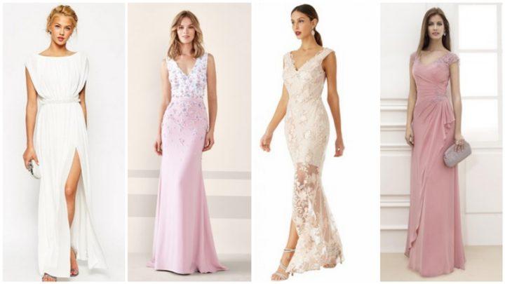 c828e594fee8 Εντυπωσιακά φορέματα για γάμο και βαφτίσια που πρέπει να δεις