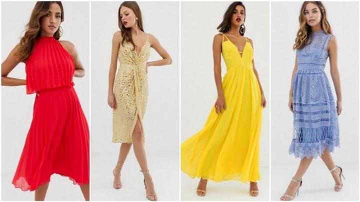 15537d11250 Εντυπωσιακά φορέματα για γάμο και βαφτίσια που πρέπει να δεις