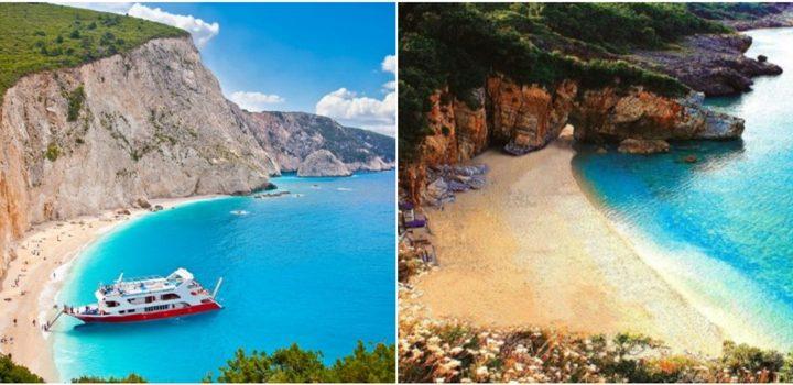 Τα 7 καλύτερα μέρη για καλοκαιρινές διακοπές στην Ελλάδα το 2019!