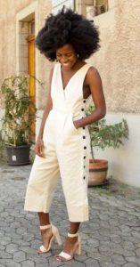 λευκό ολόσωμο ντύσιμο