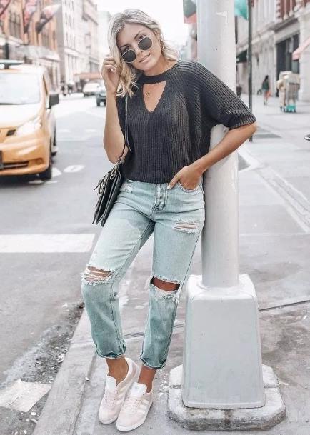 adb95a654cba 32 Casual street style ντυσίματα για το καλοκαίρι!