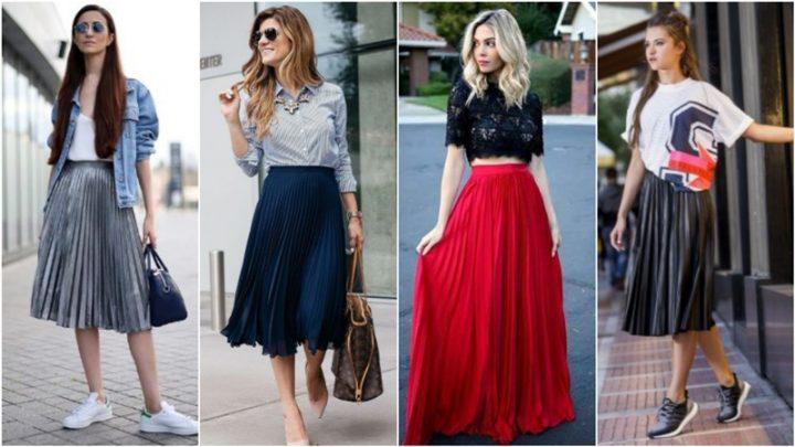 7 Μοναδικοί τρόποι για να φορέσεις την πλισέ φούστα φέτος το καλοκαίρι!