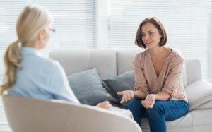 ψυχολόγος συζήτηση