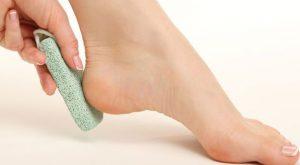πέτρα για απολέπιση ποδιών