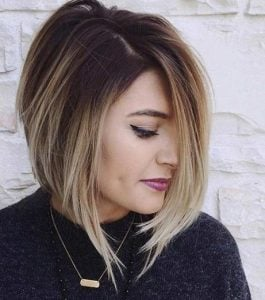 μεσαιο ασυμμετρο καρε μαλλι