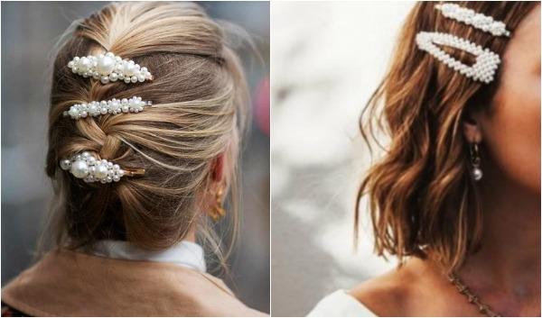 10 Ιδέες για κλιπ μαλλιών!