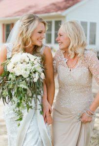 φορεμα ζαχαρι με δαντελα για μαμα στο γαμο