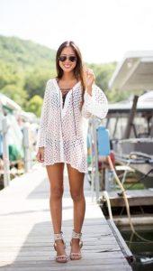 φόρεμα παραλίας