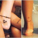 καλοκαιρινά γυναικεία τατουάζ
