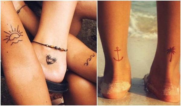 20 Δροσερά καλοκαιρινά tattoo!