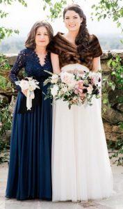 μακρυ μπλε φορεμα για γαμο του παιδιου σου