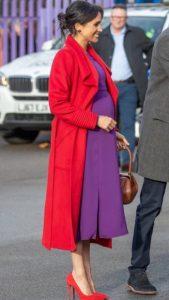 κόκκινο παλτό, ediva.gr