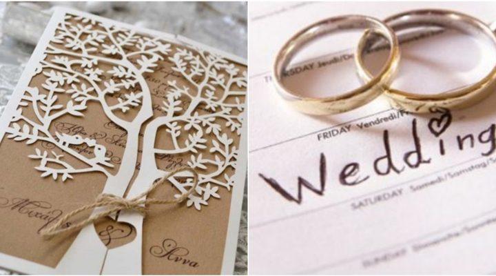 10 Βήματα για την τέλεια οργάνωση γάμου!