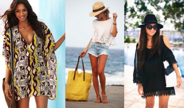20 Ιδέες για outfits για την παραλία!