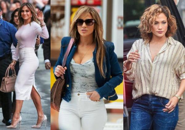 Τα καλύτερα look του fashion icon της χρονιάς Jennifer Lopez!