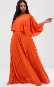 maxi καλοκαιρινά φορέματα έναν ώμο