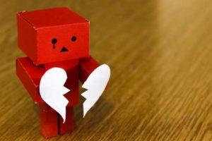 ραγισμένη καρδιά