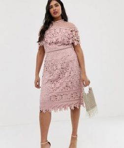 plus size φόρεμα