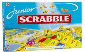 scrabble για παιδιά