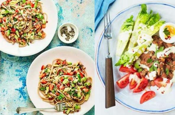 3 Εύκολες συνταγές για δίαιτα που γίνονται γρήγορα!