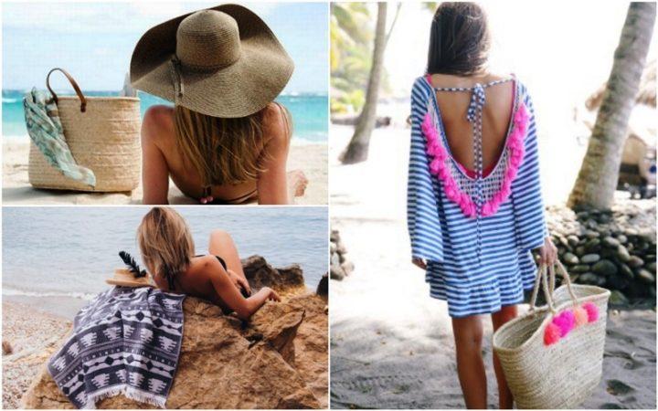 6 Απαραίτητα αξεσουάρ για την παραλία & tips για να περνάς πάντα τέλεια!