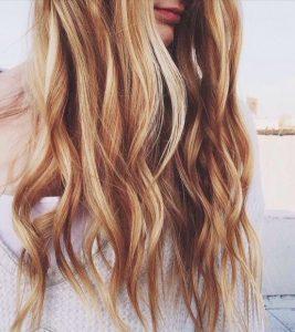 beach wave hairstyle μακρύ μαλλί χτένισμα γάμο καλοκαίρι