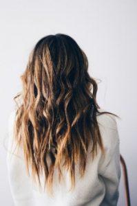beach wave κυματιστά μακρύ μαλλί χτενίσματα γάμος