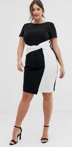 colour block καλοκαιρινά φορέματα