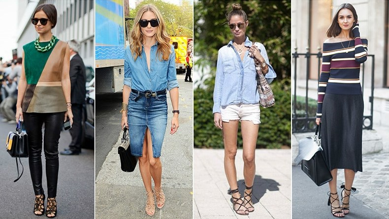 tips γυναικεία παπούτσια καλοκαίρι