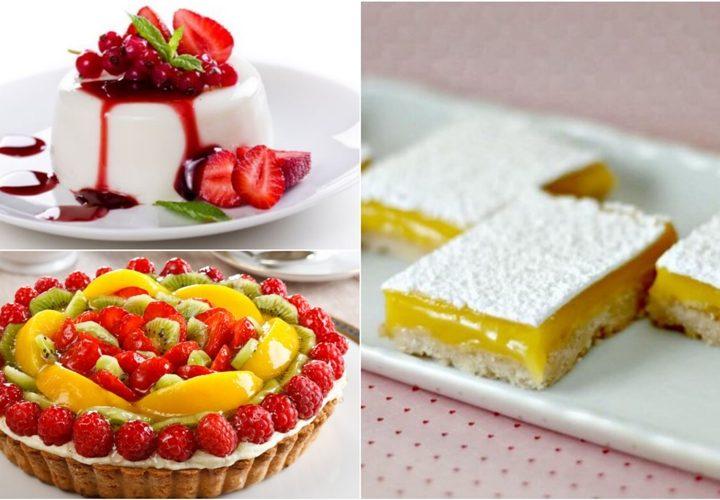 4 Μοναδικές συνταγές για δροσιστικά γλυκά που θα λατρέψεις!