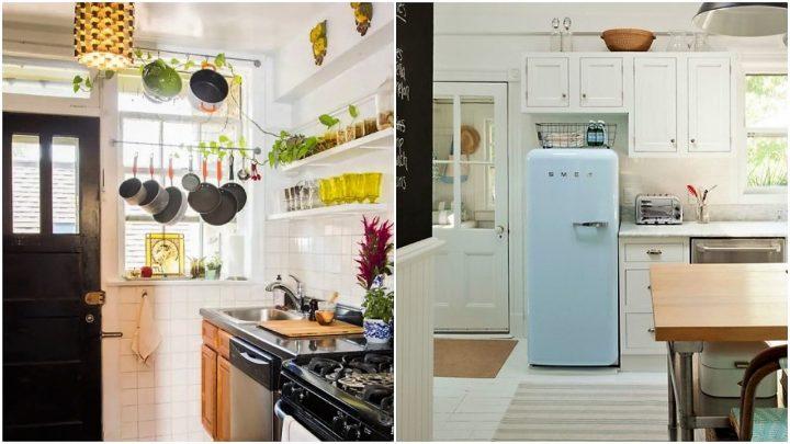 10 Tips για να εξοικονομήσεις χώρο σε μικρή κουζίνα!
